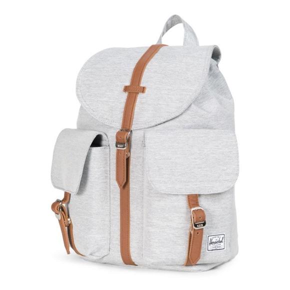df7d12ad697 NEW Herschel Dawson XS light grey backpack